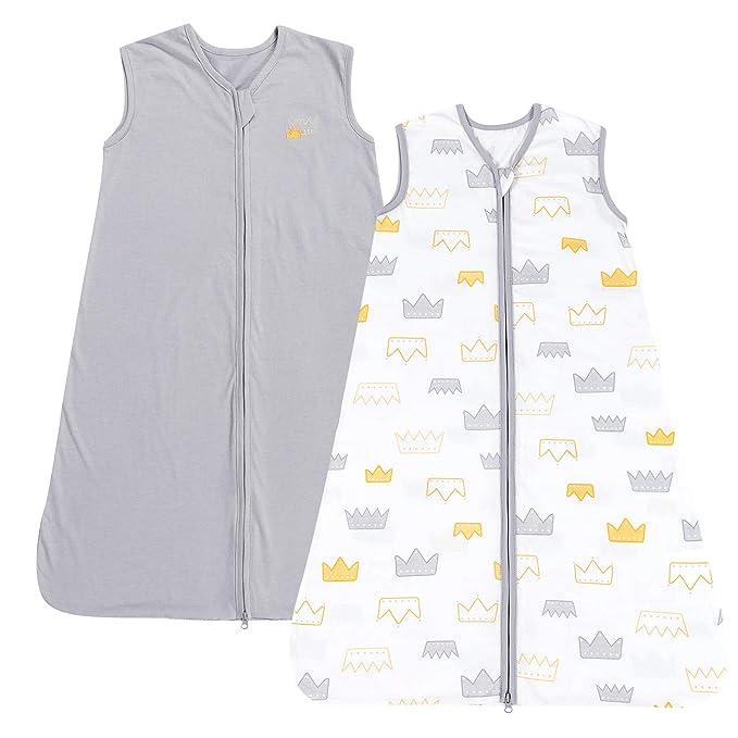 Mosebears Saco de dormir Saco de dormir de verano para beb/é 0.5 Saco de dormir de beb/é Tog Saco de dormir de beb/é transpirable 100/% algod/ón