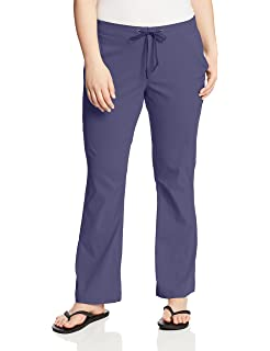 1e77aec93d0 Amazon.com  Columbia Women s Plus Size Anytime Casual Ankle Pant ...