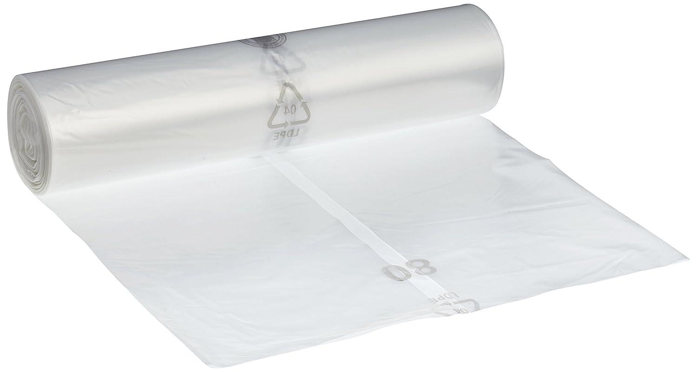 Mü llsä cke DEISS PREMIUM transparent Typ 60 120 L EMIL DEISS KG 19002