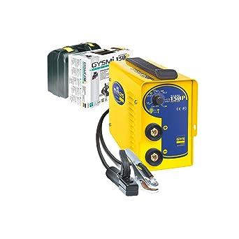 GYS GYSMI 130P 5kVA - Soldador (5 kVA, 50/60, 100 mm