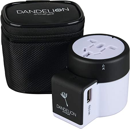 Amazon.com: Adaptador de viaje Outlet Adaptador Accesorio de ...