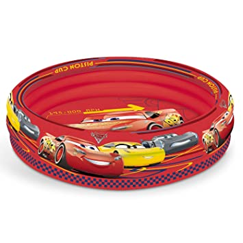 Cars Mondo 16/250 Disney Piscina Hinchable (100 x 36 cm)