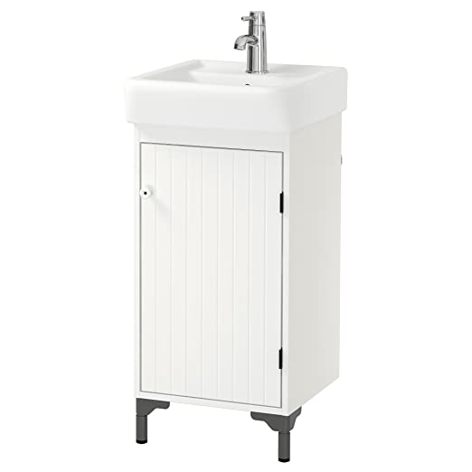 ZigZag Trading Ltd IKEA SILVERAN/HAMNVIKEN - Mueble Lavabo con 1 ...