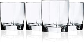 product image for Luminarc Sterling 13 Ounce Double Old Fashion Glass, Set Of 4, Clear