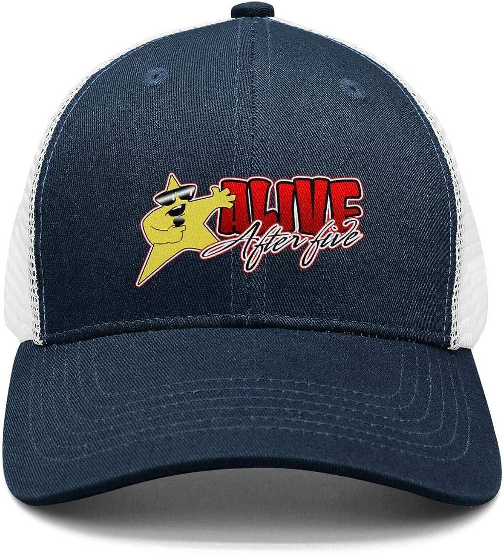 TylerLiu Baseball Cap Happy Alive After 5 Snapbacks Truker Hats Unisex Adjustable Fashion Cap
