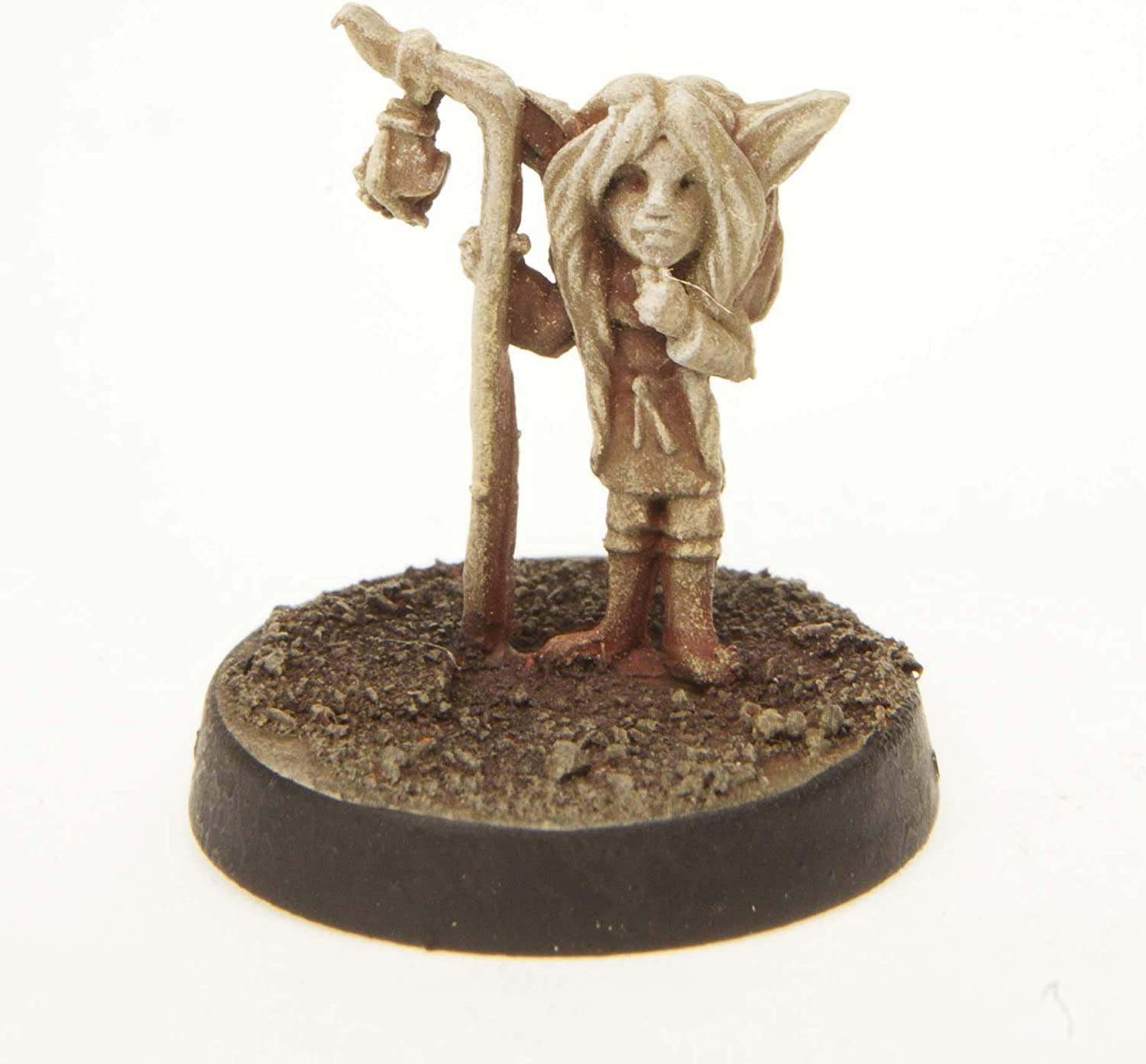 Made in USA Stonehaven Miniatures Stonehaven Gnome Cleric Miniature Figure for 28mm Scale Table Top War Games