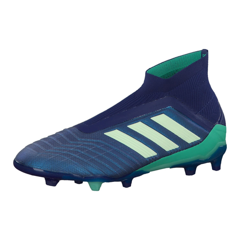 best service 22b64 9881c adidas Predator 18+ FG Junior Football Boots