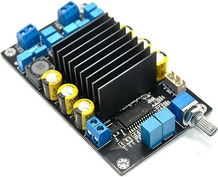 STA508 Power Amplifier Board Stereo 2.0 Channel Audio Amp 80W+80W