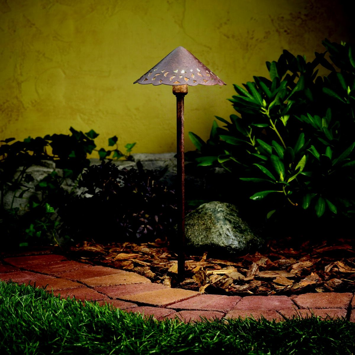 Kichler 15443TZT One Light Path & Spread by Kichler Lighting