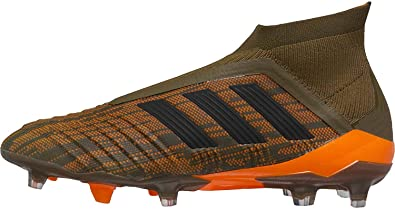 half off b533b 81458 Image Unavailable. Image not available for. Color adidas Mens Predator 18+  FG Soccer Cleat ...