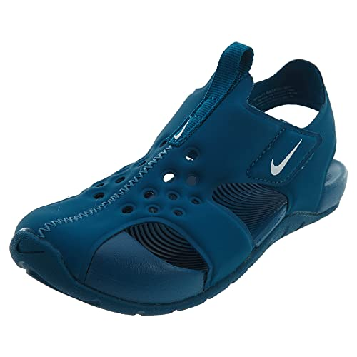 248440055884 Nike Boy s Sunray Protect 2 (PS) Sandals  Buy Online at Low Prices ...