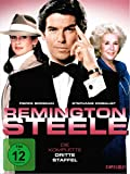 Remington Steele  die Komplet [Import anglais]