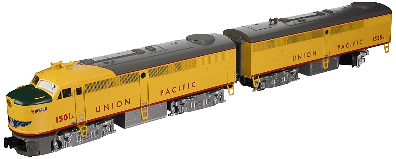O Scale Train Bachmann Industries Inc 1525 23201 A B Bachmann Industries Powered Scale Diesel Set Union Pacific 1501
