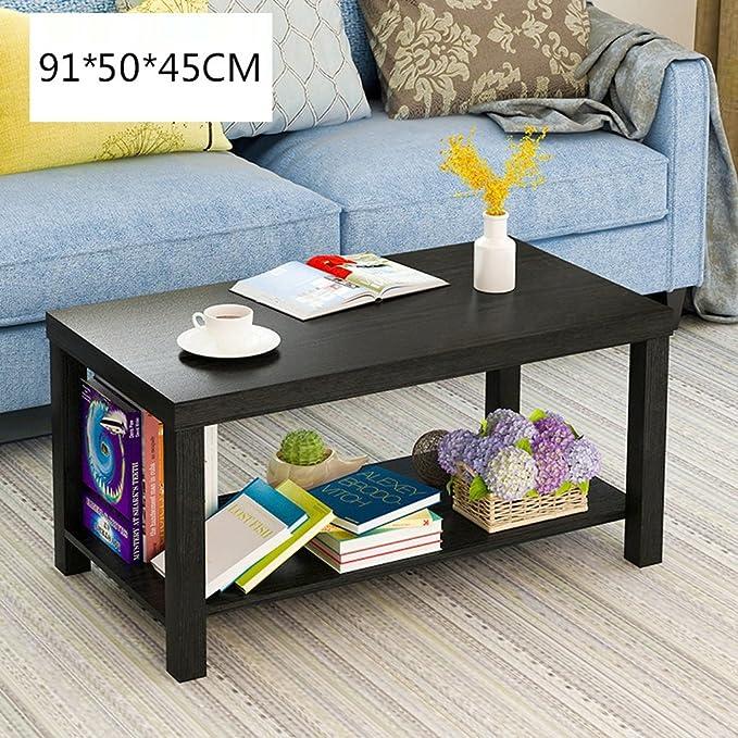 Amazon.com: Coffee Table Coffee Table Bedroom Living Room Rectangular Home  Desk 915045cm: Kitchen U0026 Dining