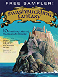 Swashbuckling Fantasy: 10 Thrilling Tales of Magical Adventure (English Edition)