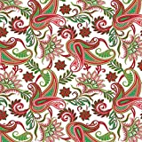Jillson Roberts 6 Roll-Count Winter Classics Christmas Gift Wrap Available in 11 Designs, Christmas Print