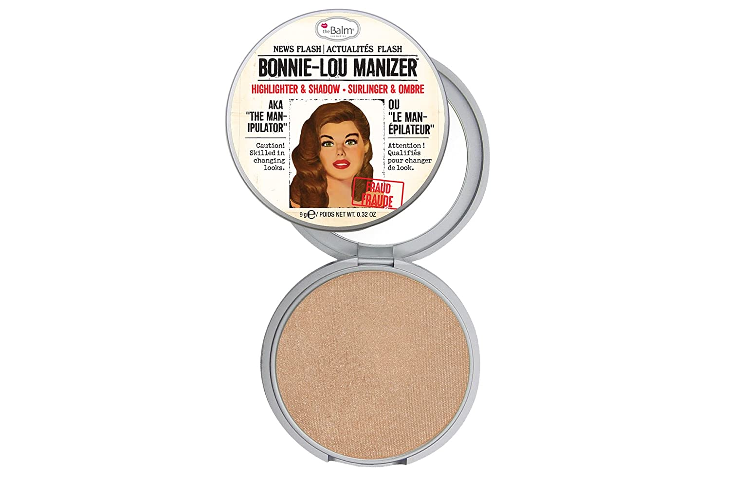 theBalm Bonnie-Lou Manizer All-in-One-Highlighter 681619811708