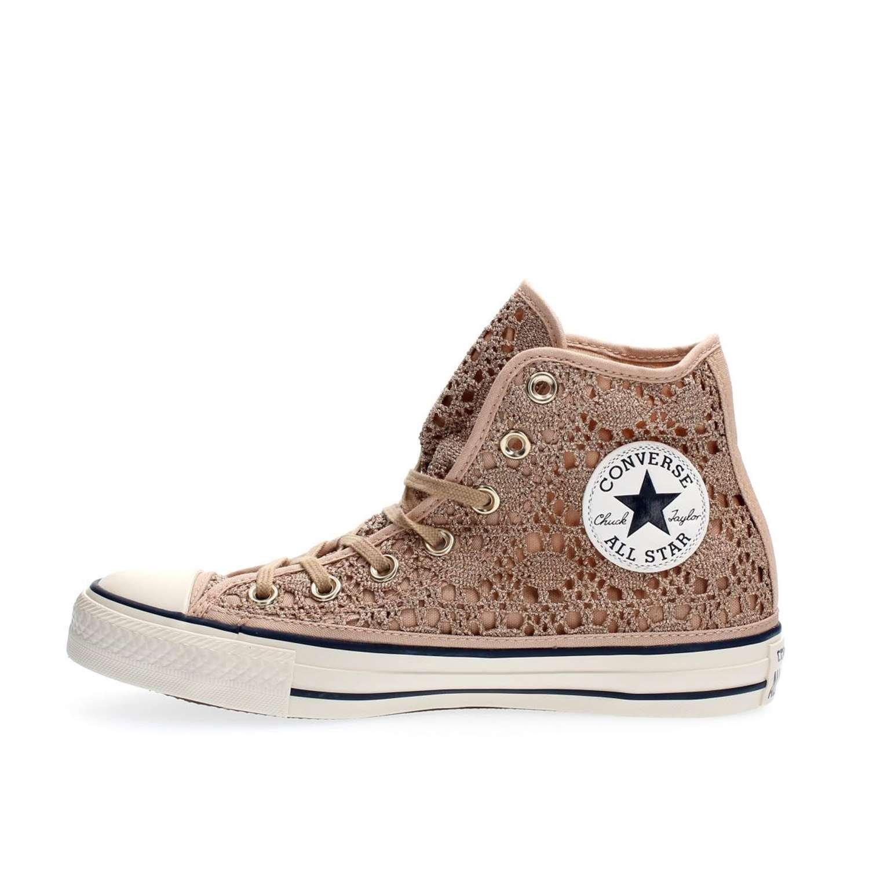 Converse Donna all Star Hi Sneakers Stringate  MainApps  Amazon.it ... 1b38e4617bb