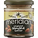 Meridian - Organic Smooth Almond Butter - 170g
