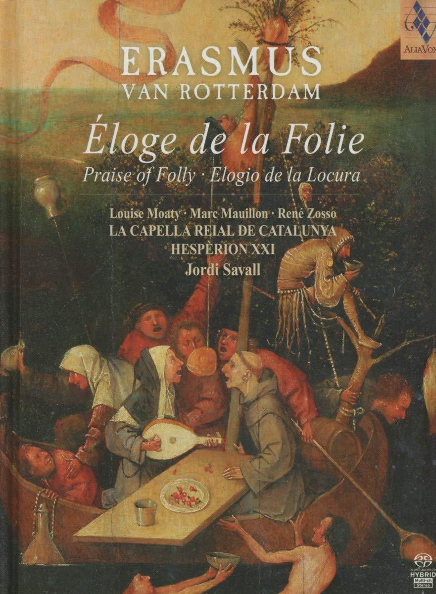Erasmus van Rotterdam: Elogio de la Locura