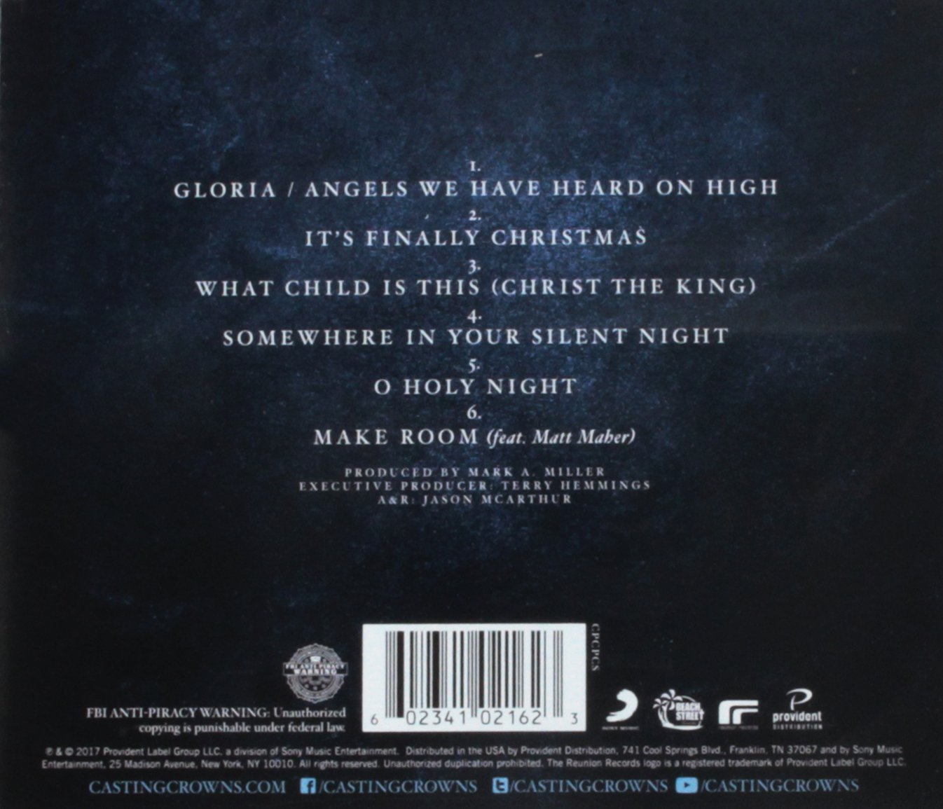 casting crowns its finally christmas ep amazoncom music - Casting Crowns Christmas Songs