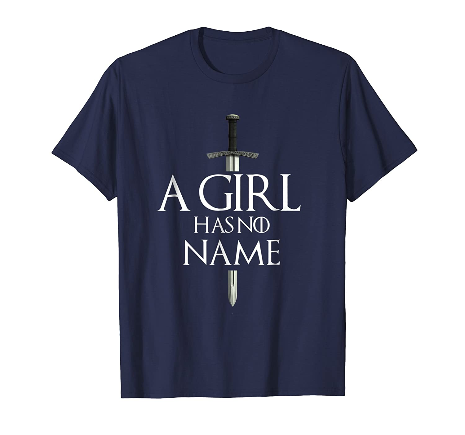 A Girl Has No Name Halloween T Shirt-Teesml