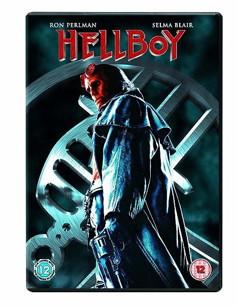 Hellboy [Edizione: Regno Unito] [Reino Unido] [DVD]: Amazon ...