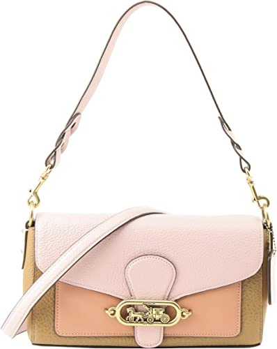 COACH BEIGE LEATHER REPLACEMENT STRAPS for X-BODY HANDBAGS last one