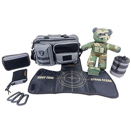 Tactical Baby Gear plena carga Out 2.0 Táctica Bolsa De Pañales Set