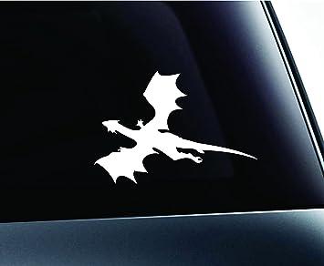 dragon flying   Car Truck car window decal sticker us seller free ship