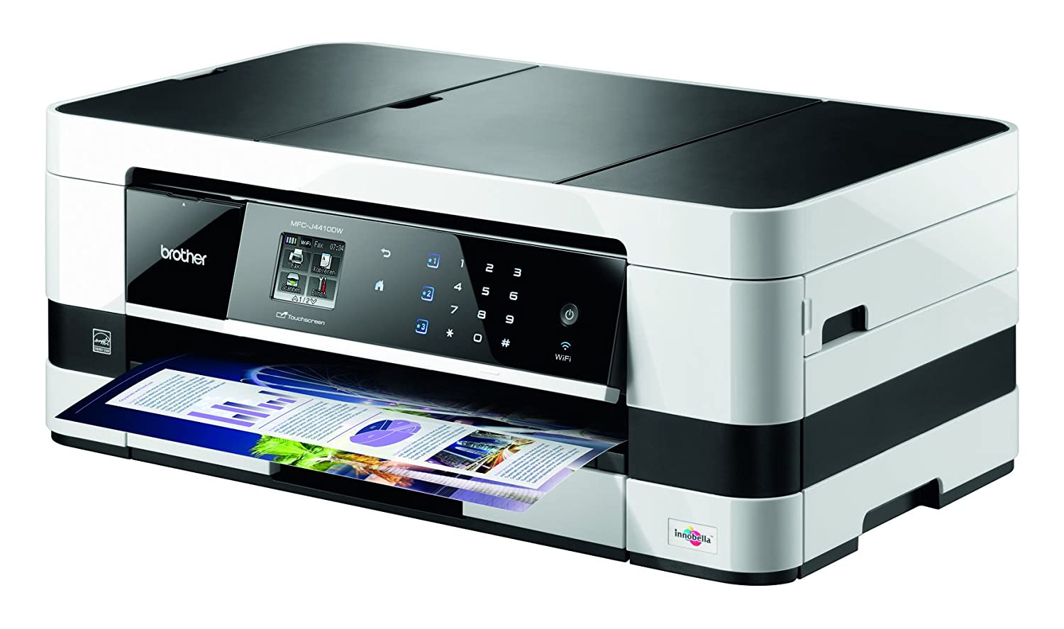 Brother MFC-J4410DW - Impresora de Tinta multifunción, A4 ...