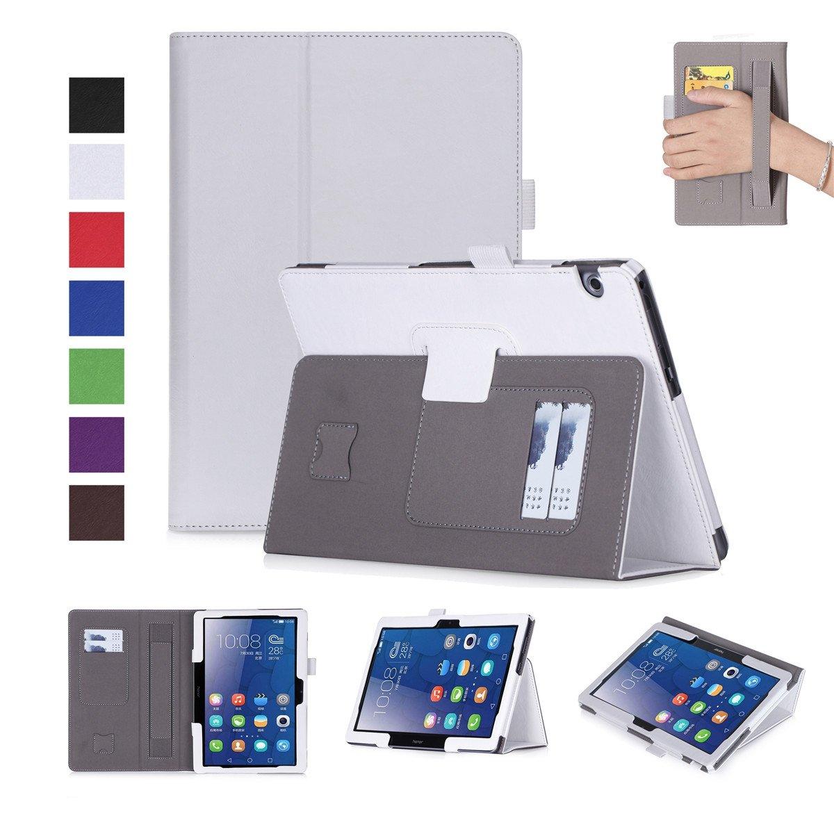 Huawei MediaPad T3 10.0プレミアムPUレザー フリップケース B07MY3WV3L Casefirst ホワイト T3 9U15-90-786 9U15-90-786 ホワイト B07MY3WV3L, 小笠町:c10207dd --- m2cweb.com