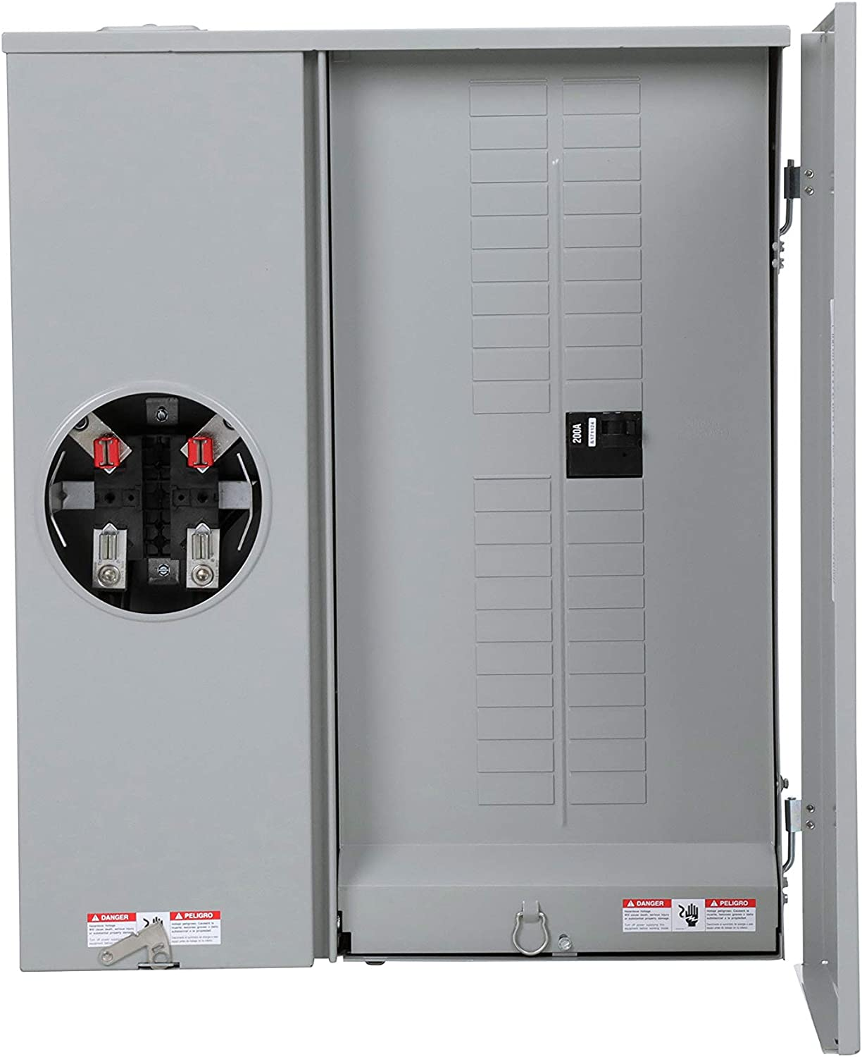 Siemens US2:P3060B1100ACU Residential Load Center Color
