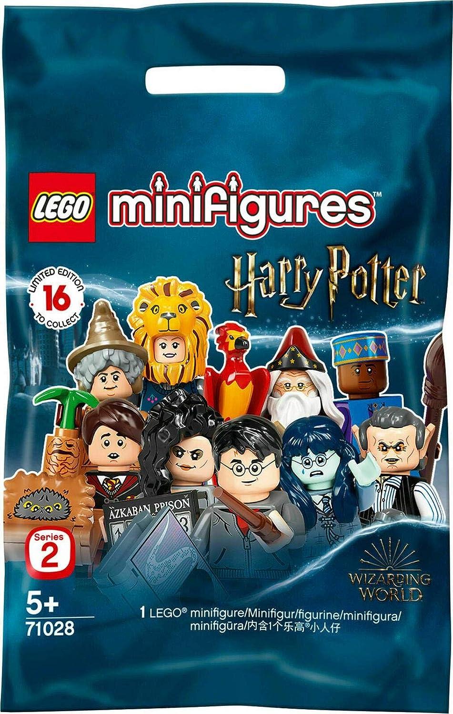 LEGO®-Strip-CONF-MF2020-3 Minifigures Juego de construcción, Multicolor 71028