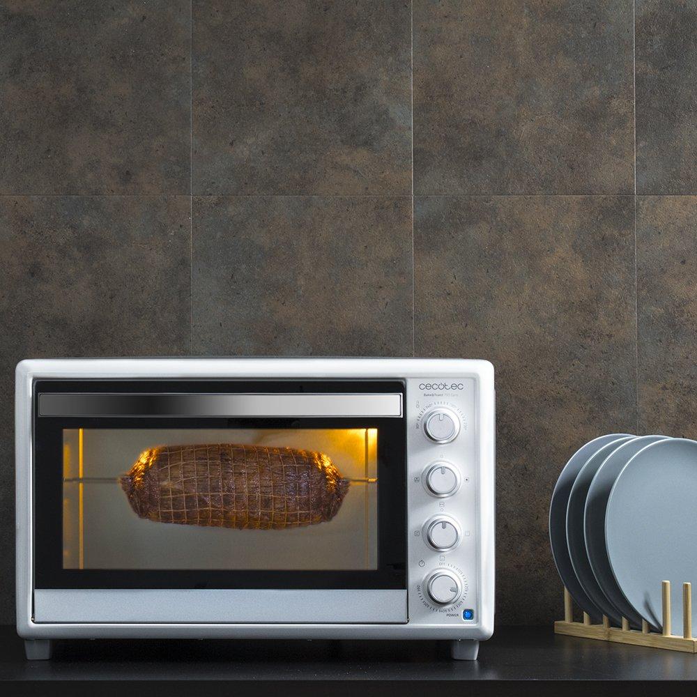 Cecotec Horno Conveccion Sobremesa Bake&Toast 790. Capacidad de 46 ...