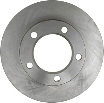 ACDelco 18A195A Advantage Non-Coated Front Disc Brake Rotor