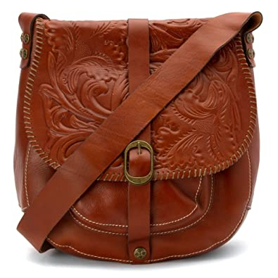 3f12a836197b Patricia Nash Women s Tooled Barcelona Florence One Size  Handbags   Amazon.com