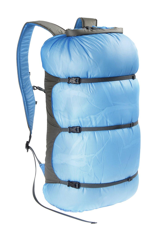 Granite Gear Slacker Backpacker Compression Drysack - Blue/Moon 26L by Granite Gear