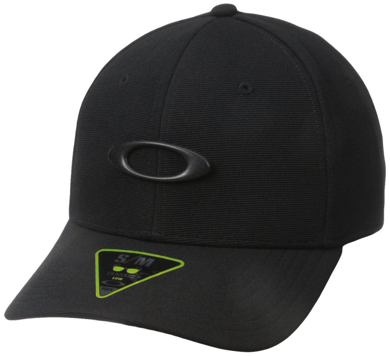 official photos 07239 051ba Galleon - Oakley Mens Men s Tincan Cap, Black Carbon Fiber, Small Medium