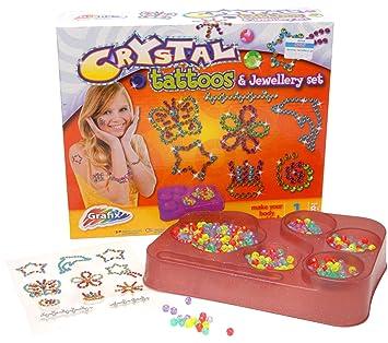Grafix Juego Para Hacer Joyas 15 2824 Amazones Juguetes Y Juegos