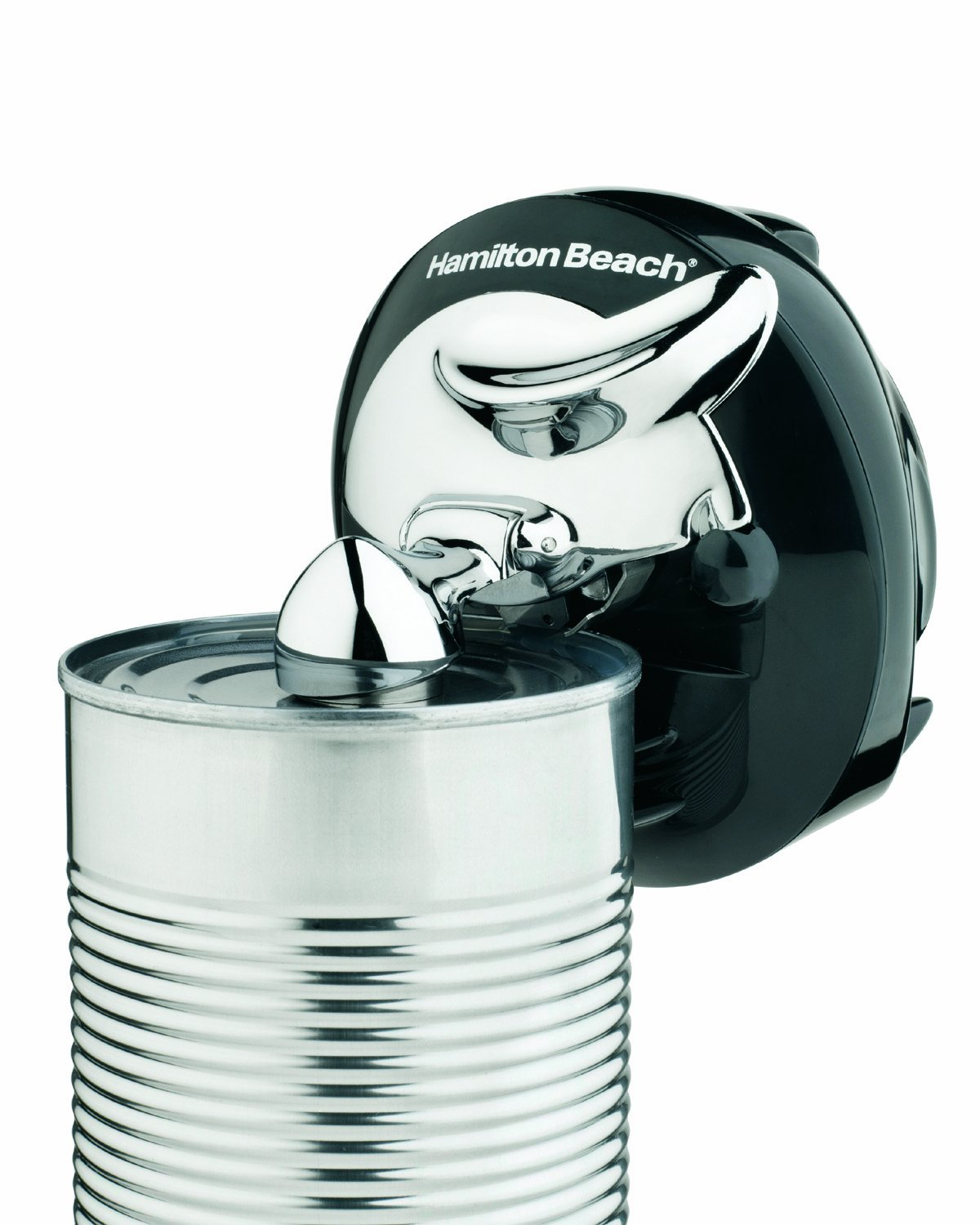 Hb Compact Can Opener Black by Hamilton Beach
