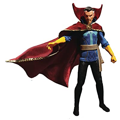 Mezco Toys One: 12 Collective: Marvel Doctor Strange Action Figure: Toys & Games