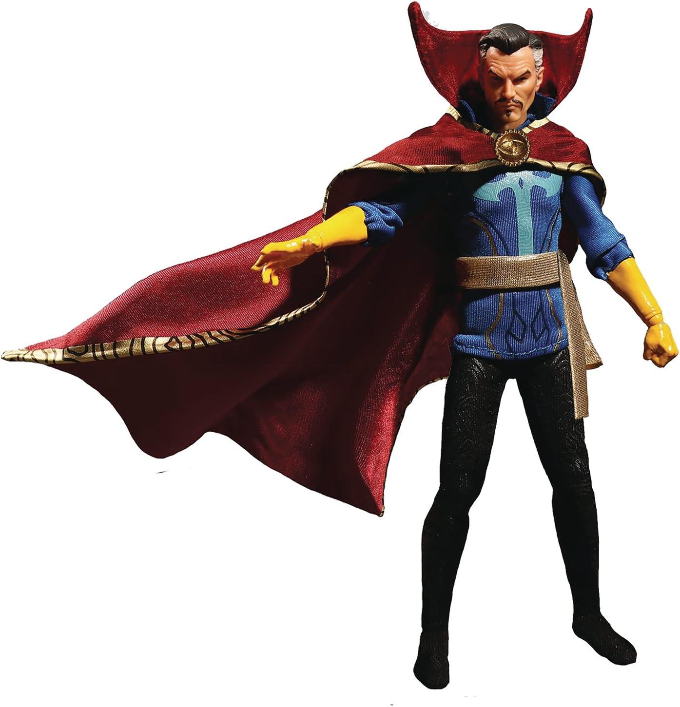 Marvel Mezco Toys Universe - Figurine 1/12 Doctor Strange 16 cm ...