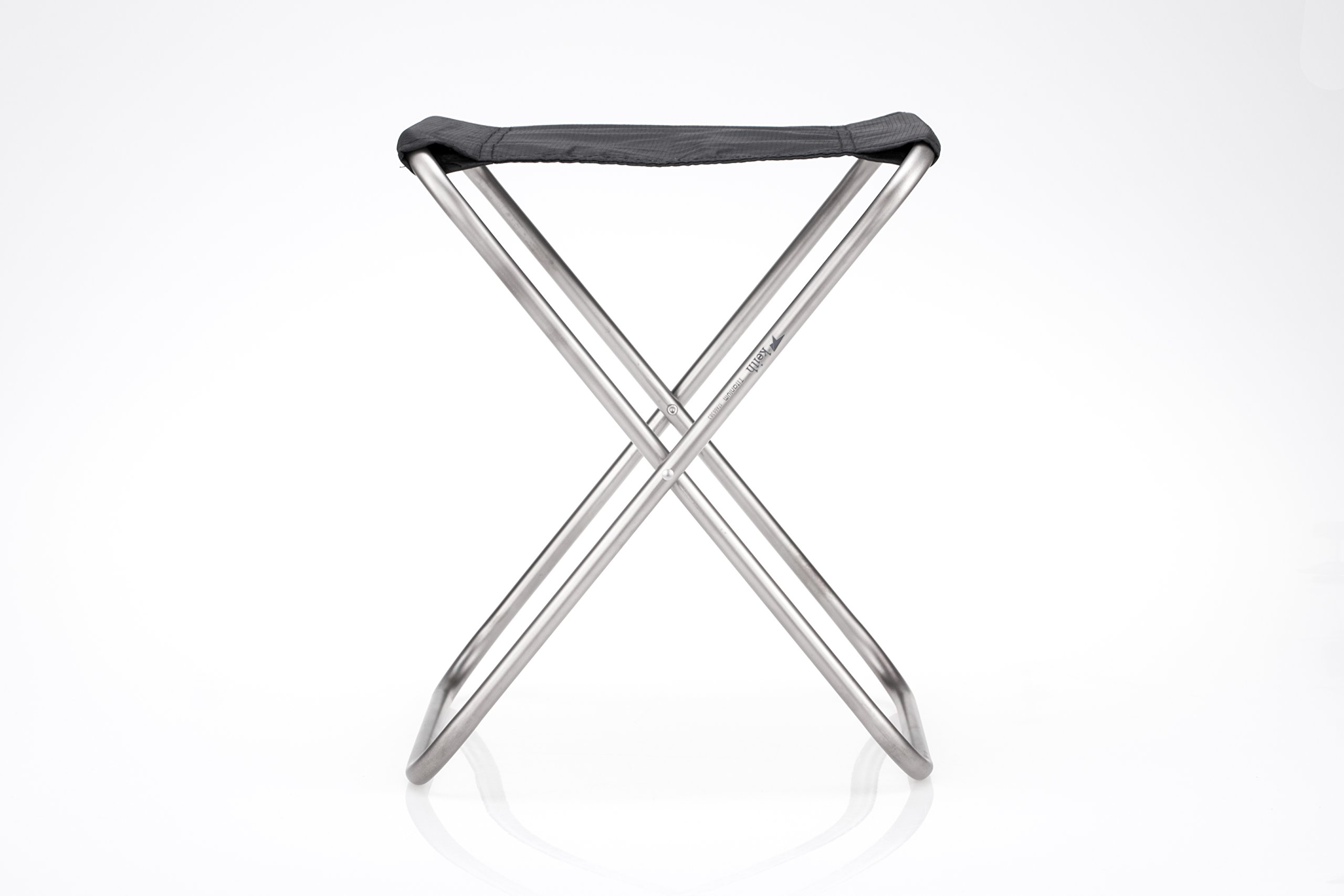Keith Titanium Ti2501 Folding Stool by Keith Titanium