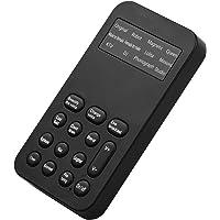 Funien Mini Dispositivo Cambiador de Voz Máquina de Efectos de Sonido Micrófono Cambiador de Sonido Interfaz de 3,5 mm…
