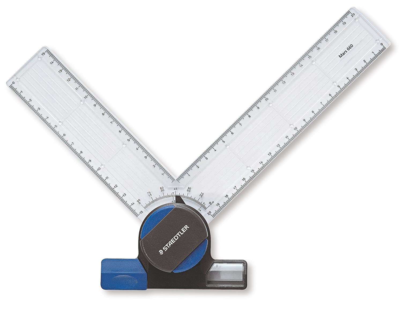Staedtler 661 Mars Tavoletta da Disegno A3 /& 660 20 Tecnigrafo per Tavolette da Disegno