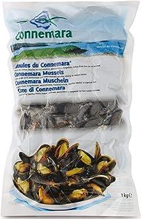 Connemara Frozen Whole Mussels - 5x1kg