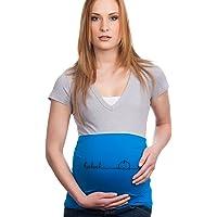 Faja para embarazadas, diseño con texto «kuckuck»