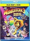 Madagascar 3 (Blu-Ray + DVD)