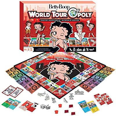 MasterPieces Betty Boop - Opoly: Toys & Games